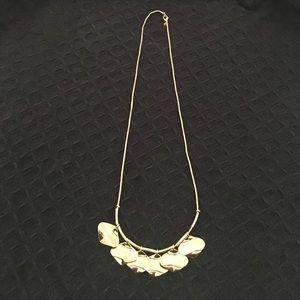 Banana Republic Gold Necklace - like new.