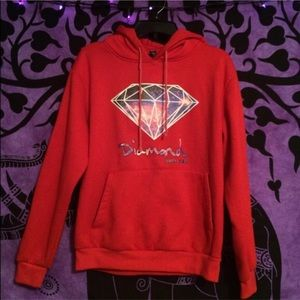 Diamond Supply Co. Sweaters - Diamond hooodd