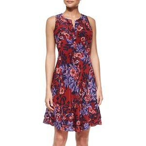 Rebecca Taylor Floral Dress