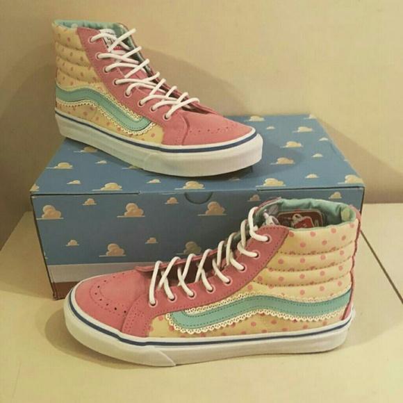 Vans Shoes   Vans Toy Story Bo Peep Sk8