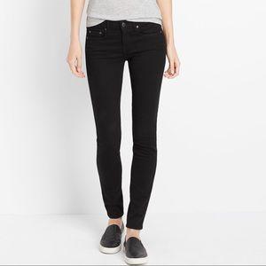 VINCE Black Skinny Jeans