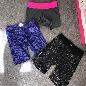 Pants - Workout shorts bundle