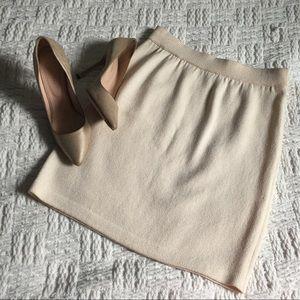 St. John Dresses & Skirts - St. John Basics White Santana Knit Pencil Skirt