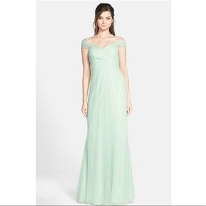 Jenny Yoo Dresses & Skirts - Jenny Yoo Willow Convertible Tulle Gown Spearmint