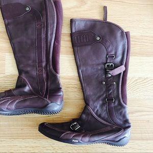 Puma Shoes - Puma Berlin Leather boots
