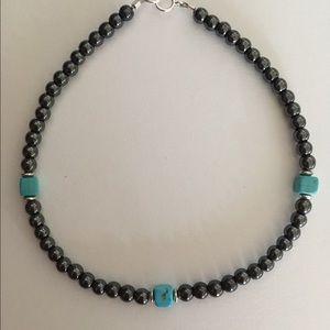 Jewelry - Gemstone beaded Anklet 🦋