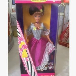 Barbie Other - French Barbie