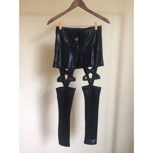 Pants Warrior Gypsy Leggings Pentacle Poshmark 5vp5qORnY
