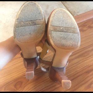 Nine West Shoes - Nine West satin heels
