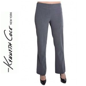 Kenneth Cole Pants - Kenneth Cole Gray Dress Pants