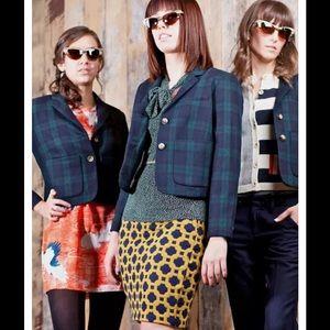 Anthropologie Jackets & Blazers - Anthropologie Kentfield Plaid Blazer Jacket