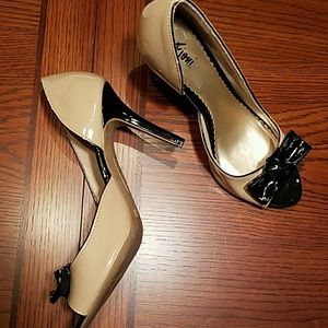 FIONI Clothing Shoes - Patent leather D'orsay Pump NWOT