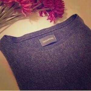 Zadig & Voltaire Sweaters - 100% Cashmere Gray Zadig & Voltaire Banko Sweater