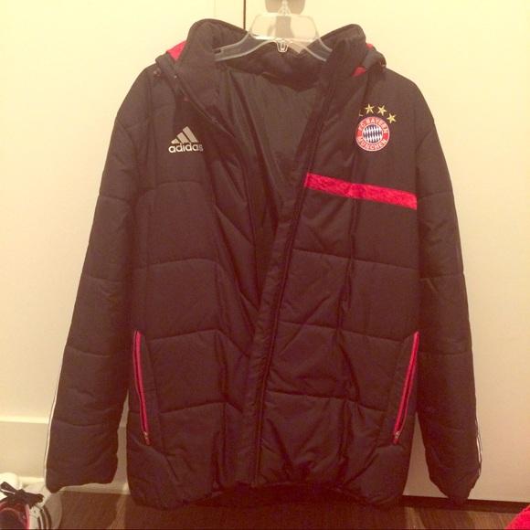 FC Bayern Munich Stadium Jacket football soccer