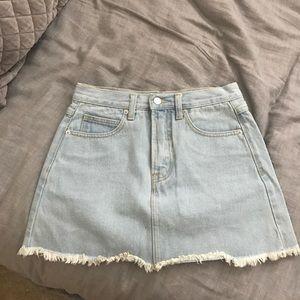 Brandy Melville Dresses & Skirts - Brandy Melville denim skirt