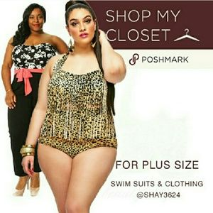 LIKE NEW LISTING-4 Plus Size Clothing Updates