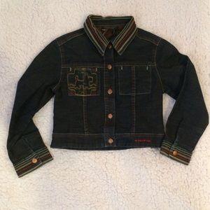 💝HOST PICK💝 Chipie Denim Jacket NWT Size 8