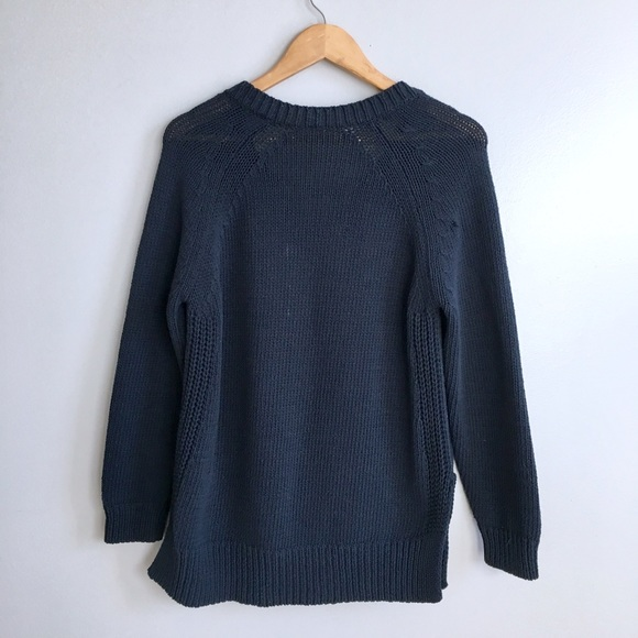 Anthropologie Sweaters - Anthropologie Asbury Lace Up