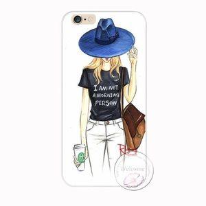 Accessories - IPhone 6 & IPhone 6 + Starbucks Coffee Case New