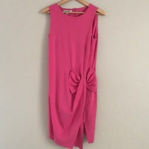 Katherine Barclay Dresses & Skirts - Hot Pink Katherine Barclay Dress