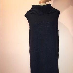 Brand new women's Halogen sweater dress, M