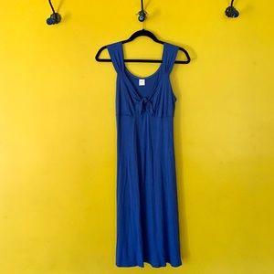 Merona Blue Tank Dress