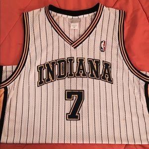 #7 NBA Indiana Basketball Jersey