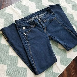 Armani Exchange Denim - {Armani Exchange} Denim ankle jeans