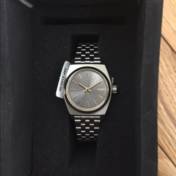 Nixon Small Time Teller Watch 9199625d75d