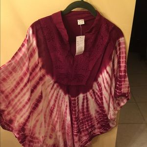 Tops - Poncho Top. NWT