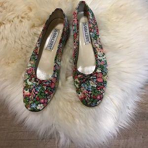 Sam & Libby Shoes - Sam & Libby Floral Ballet Flats