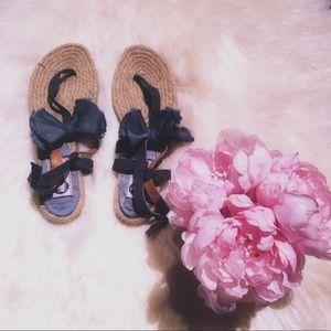 Lanvin Shoes - NWT Lanvin Espadrille Sandals