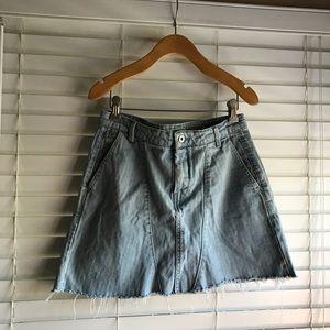 Pull&Bear Dresses & Skirts - Pull&bear denim skirt