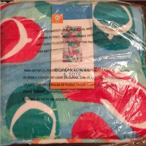 Other - Flip Flop Tote and Beach Towel 100% cotton