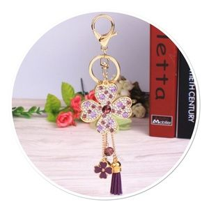 Jeweled Purse Charm