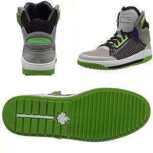 DSQUARED Other - Dsquared2 Vitello Black Fashion Shoes 43 (D)  $945
