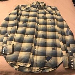 Ralph Lauren RRL button down shirt