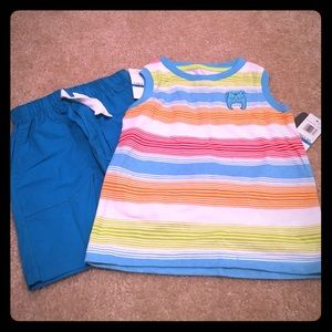 Kids Headquarters Other - 24 month summer tank top set NWT