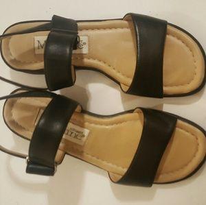 Madeline Stuart Shoes - Madeline  Stuart Leather Sandals