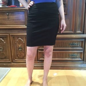 Alfani Dresses & Skirts - Black Alfani mini skirt. Nice details.