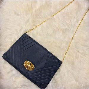 Urban Expressions Handbags - Vegan Leather Urban Expressions Cross body Clutch