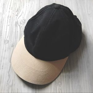 Wilson Accessories - Velvet Suede Wilson Baseball Hat