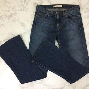 J Brand Denim - J Brand Medium Was Flare Jeans