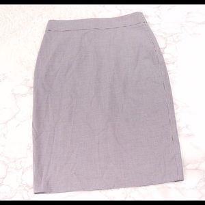 Zara Dresses & Skirts - Zara houndstooth pencil skirt