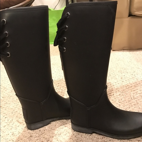 Coach Shoes | Coach Rain Boots With