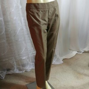 Carolina Herrera Pants - CAROLINE HERRERA Silk Cropped Pants/ FLASH SALE