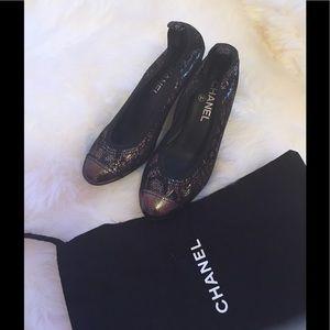 Authentic Chanel pumps