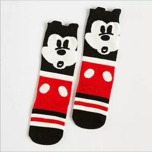 Boutique Other - 🆕 Mickey Knee High Socks