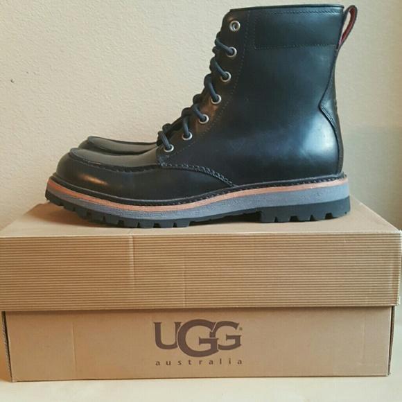cc92a273752 HANDSOME!!! Men's UGG Noxon Boots Size 9