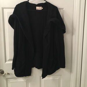 Yoon Sweaters - YOON Caped cardigan